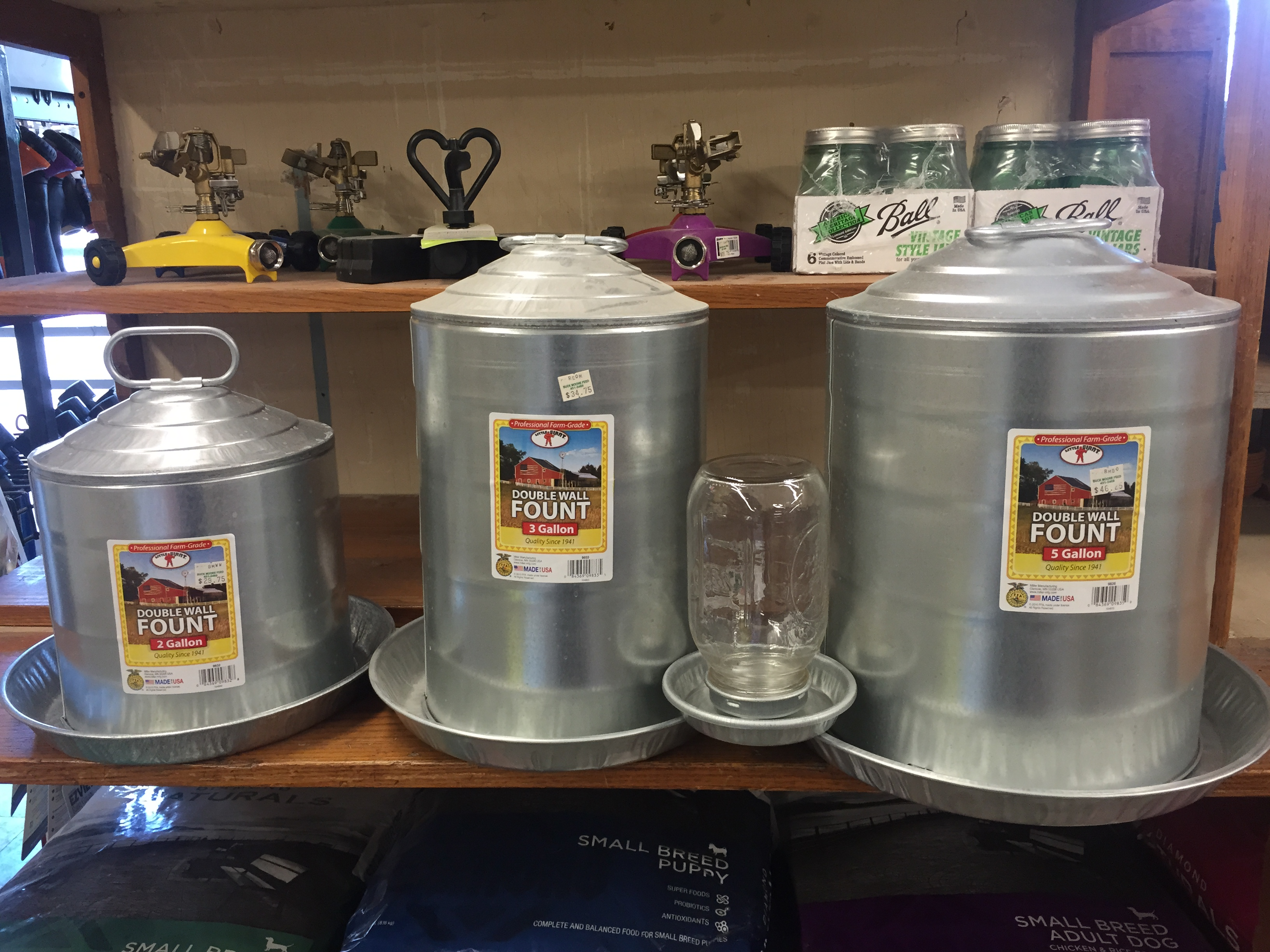 Available in 1 Qt, 2 Gal, 3 Gal, or 5 Gal